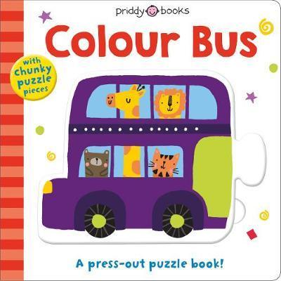 Colour Bus (Puzzle and Play)