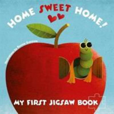 My First Jigsaw Book - Home Sweet Home!