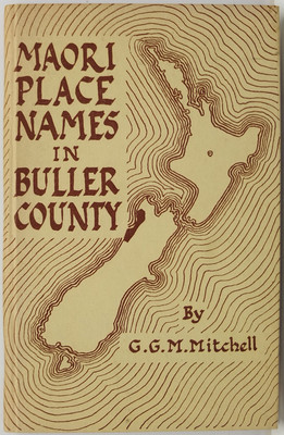 Maori Place Names in Buller County
