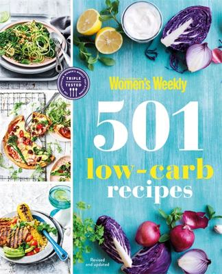 AWW 501 Low-Carb Recipes (PB)
