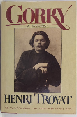 Gorky - A Biography