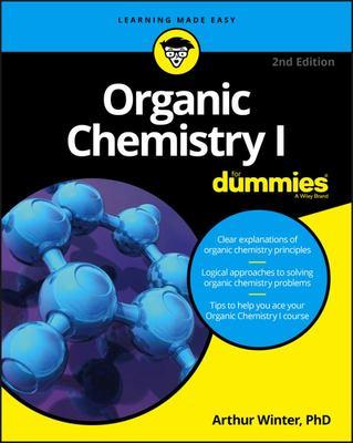 Organic Chemistry I For Dummies