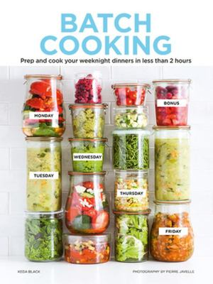 Batch Cooking - Prep and Cook Your Weeknight Dinners in Less Than 2 Hours
