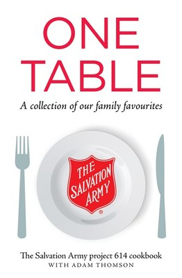One Table - A Collection of Family Favourites - Salvation Army
