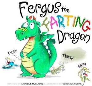 FERGUS THE FARTING DRAGON
