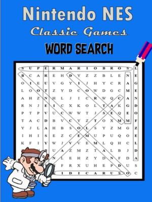 Nintendo NES Classic Games Word Search