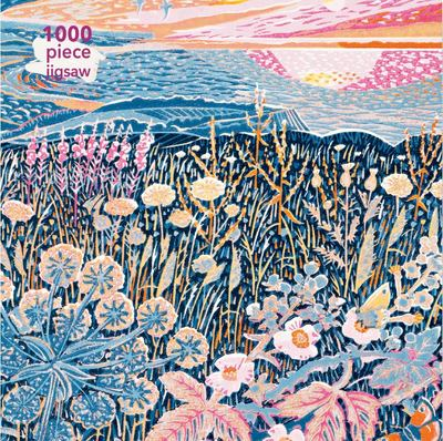 Midsummer Morning: Annie Soudain: 1000 Piece Jigsaw Puzzle Flame Tree
