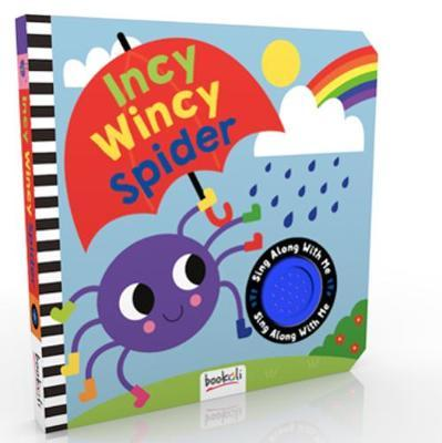 Incy Wincy Spider (Sing Along With Me)