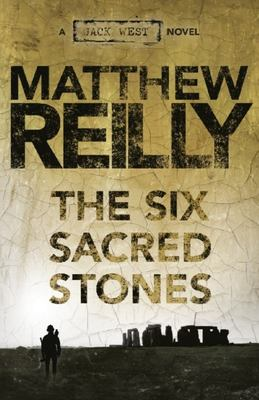 Six Sacred Stones (#2 Jack West Jr)