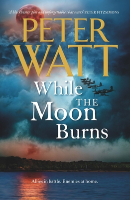 While the Moon Burns (Frontier Series #11)