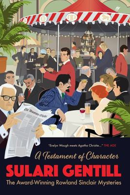 A Testament of Character (Rowland Sinclair #10)