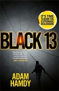 Black 13 (#1 Scott Pearce)