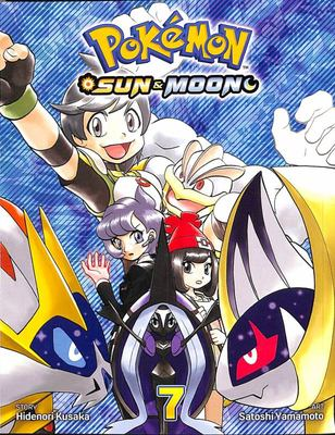 Pokémon: Sun and Moon, Vol. 7 (All Age)
