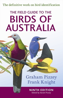 Large the field guide to the birds of australia 9th edition