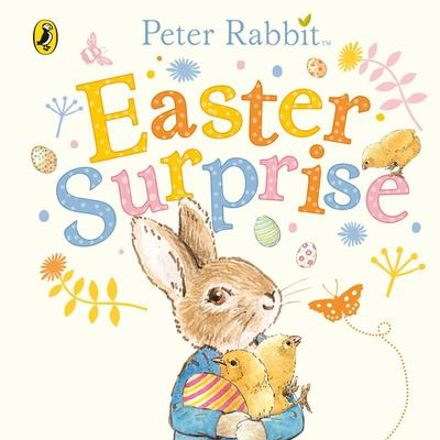 Easter Surprise (Peter Rabbit Board)