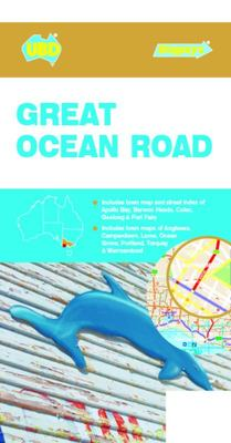 Great Ocean Road Map 308 8th Ed