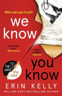 We Know You Know- previous published as Stone Mothers