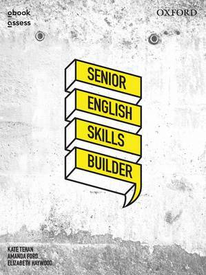Senior English Skills Builder Student Book + Obook/Assess- Secondhand