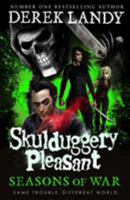 Seasons of War (Skulduggery Pleasant, Book 13)