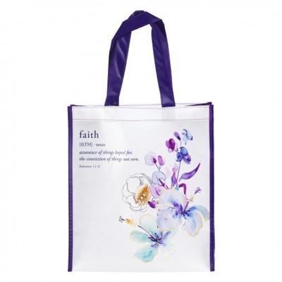 Tote Bag Faith Definition