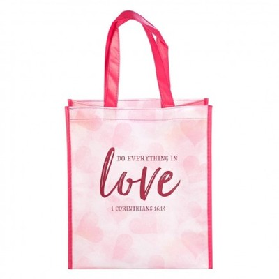 Tote Bag Do Everything In Love