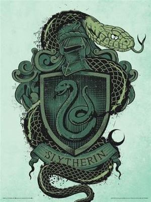 Large slytherincrest