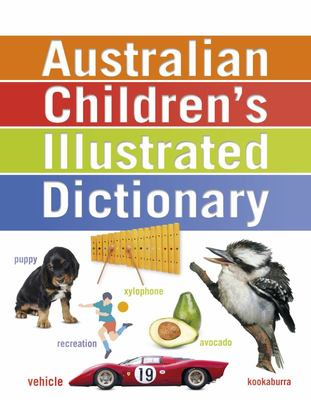 Australian Children's Illustrated Dictionary