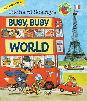 Richard Scarry's Busy, Busy World (HB)