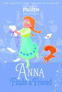 Disney Frozen Beginnings: Anna Finds a Friend