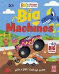 Big Machines: Big Stickers for Tiny Hands