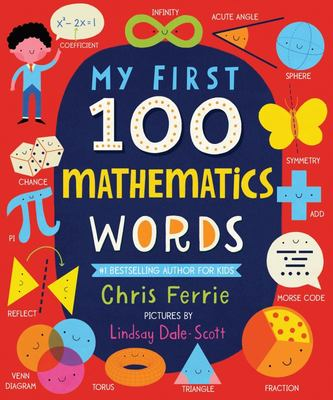 My First 100 Mathematics Words - First STEAM Words