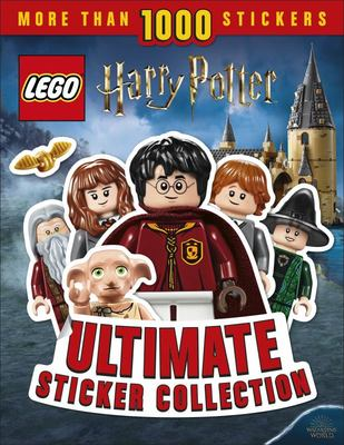 LEGO Harry Potter: Ultimate Sticker Collection