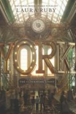 The Clockwork Ghost (#2 York)