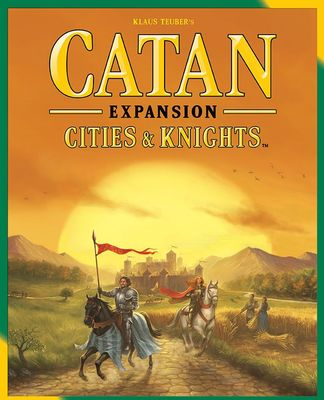 Catan - Cities & Knights (Expansion)