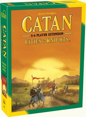 Catan - Cities & Knights - 5 & 6 Player Extension