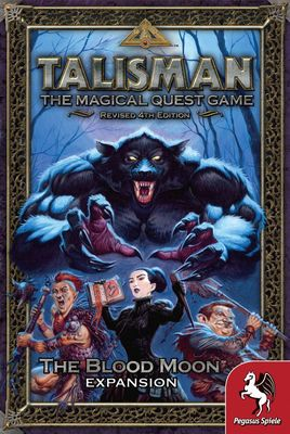 Talisman (Revised 4th Edition): The Blood Moon Expansion