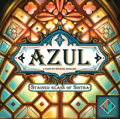 Azul - Stained Glass of Sintra Expansion