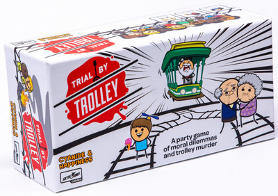 Trial By Trolley (Cyanide & Happiness)