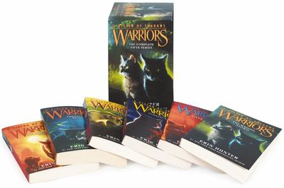 Warriors: A Vision of Shadows Box Set (Volumes 1 to 6)