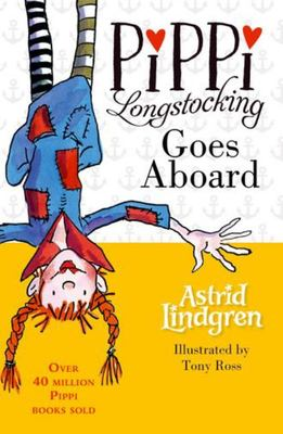Pippi Longstocking Goes Aboard (#2)