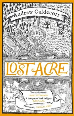Lost Acre (#3 Rotherweird)