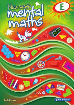 New Wave Mental Maths E Year 5 (Ages 10-11) - RIC-1704