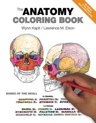 Anatomy Colouring Book (4th Ed)