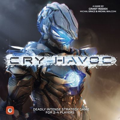 Cry Havoc (Board Game)