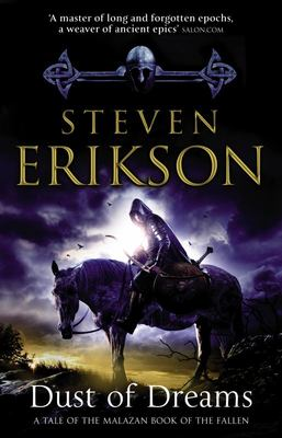 Dust of Dreams (Malazan Book of the Fallen #9)