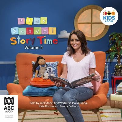Play School Story Time: Volume 4 (MP3)