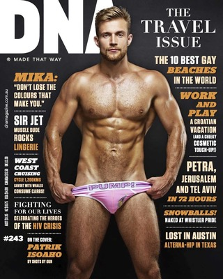 DNA Magazine #243 (April 2020)