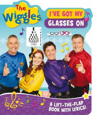 The Wiggles Glasses On (Lift the Flap)
