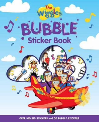The Wiggles: Bubble Sticker Book