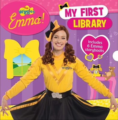 Emma!: My First Library (The Wiggles)